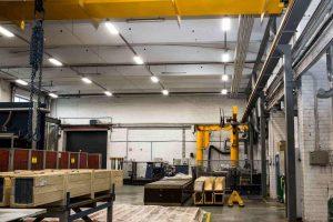 LED valgustid ABB LED tööstusvalgustid